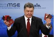 """Ukraine """"trưng bằng chứng về binh sĩ Nga ở miền Đông"""""""