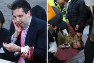 Một đại sứ Mỹ bị tấn công