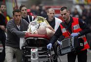 Pháp dốc toàn lực truy đuổi 3 kẻ xả súng
