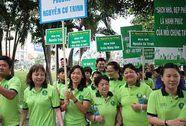 TP HCM: Quận 1 phát động phong trào đi bộ đồng hành