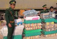 Phá đường dây buôn lậu pháo lớn nhất tỉnh Quảng Bình