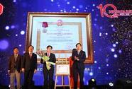 Nam Dược đón nhận Huân chương Lao động hạng ba và kỷ niệm 10 năm thành lập