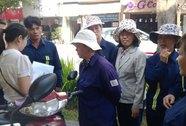 Chủ tịch UBND TP chỉ đạo giải quyết khiếu kiện của công nhân cây xanh