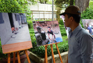 60 bức ảnh cảm động về lao động xa nhà