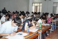 Trường ĐH Luật TP HCM công bố đề kiểm tra năng lực