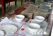 Hưng Yên: Bắt quả tang hơn 30 con bạc
