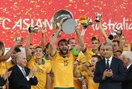 Các đội bóng châu Á bực bội khi Úc vô địch