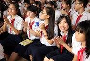 Quận 1: Trường THCS Nguyễn Du tuyển học sinh đạt 20 điểm