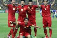 Tuyển Việt Nam mất vị trí số 1 khu vực