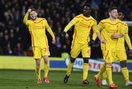 Liverpool ngược dòng đánh bại Crystal Palace
