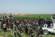 Quân nổi dậy Syria chiếm thị trấn chiến lược của IS
