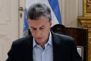 """""""Hồ sơ Panama"""": Tổng thống Argentina bị điều tra"""