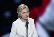 Bà Clinton tố Nga hack máy tính của đảng Dân chủ