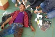 Trộm chó, 1 thanh niên bị người dân đánh bầm dập