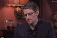 """""""Người thổi còi"""" Snowden sợ bị Nga bắt giao cho ông Trump"""