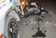 Thanh niên thiệt mạng khi vượt đèn đỏ ở Sài Gòn