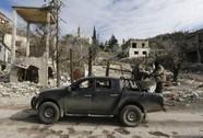 Quân nổi dậy Syria đổi ý phút chót