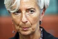 """""""Sếp"""" IMF phải hầu tòa vì vụ 400 triệu euro trả cho tài phiệt Pháp"""