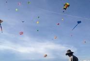 Mê mẩn với cảnh diều khắp thế giới hội tụ tại Vũng Tàu