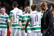 Guardiola: Celtic cho Man City một bài học quý