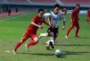 U19 đổi chiến thuật khi gặp lại Sapporo