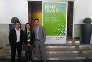 Ba nhà khoa học trẻ Việt Nam bàn về phát triển bền vững tại Đức