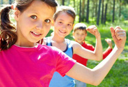 Tập thể dục lúc nhỏ có tác dụng lâu dài