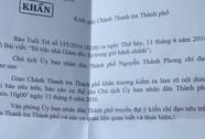 Chủ tịch UBND TP HCM chỉ đạo kiểm tra vụ đi tiệc nhà giám đốc sở