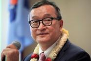 Ông Sam Rainsy lại lãnh án