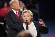 Bà Clinton tự tin