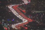 Mỹ: Kẹt xe kinh hoàng dịp Lễ Tạ ơn
