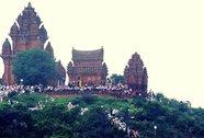 Hai tháp Chăm ở Ninh Thuận là di tích quốc gia đặc biệt