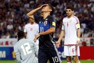 Nhật Bản thua ngược UAE