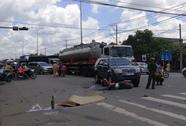 Băng ngang Quốc lộ 22, cụ ông bị xe 7 chỗ tông chết