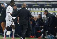 Balotelli lại bị đuổi, Nice lâm nguy
