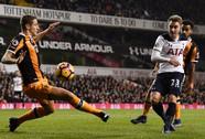 Tốp 5 bàn thắng đẹp vòng 16 Premier League