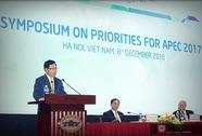 Phó Thủ tướng khởi động Năm APEC 2017