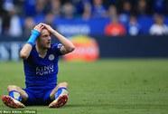 Vardy bị treo giò thêm 1 trận, Leicester vẫn không lo