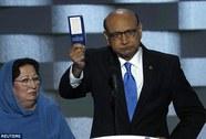 Mẹ binh sĩ Mỹ bị ông Trump mỉa mai lên tiếng