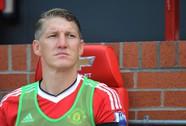 M.U là CLB cuối cùng của Schweinsteiger ở châu Âu
