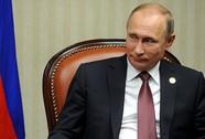 Tổng thống Putin đánh giá cao ông Donald Trump