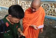Cử tri Khmer tự hào thực hiện quyền công dân