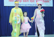 """28 đội thi """"Nét đẹp dân tộc Việt Nam"""""""