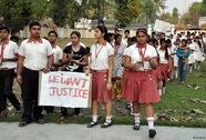 Tủi nhục phận nữ ở Ấn Độ