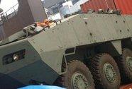 Trung Quốc lên giọng vụ tịch thu xe bọc thép Singapore