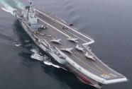 Nhật phát hiện tàu sân bay Trung Quốc ở biển Hoa Đông