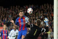 Barcelona dội mưa bàn thắng, thẳng tiến Cúp Nhà vua