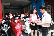 Vay trả góp mua xe máy lãi suất 0% với Home Credit