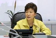 """""""7 giờ mất tích bí ẩn"""" của tổng thống Hàn Quốc"""