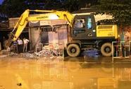 Cúp nước trên diện rộng ở TP HCM